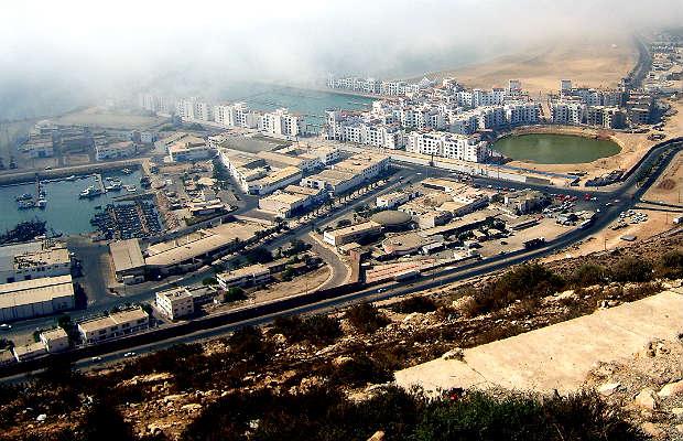 Agadir – w żarze saharyjskiego słońca
