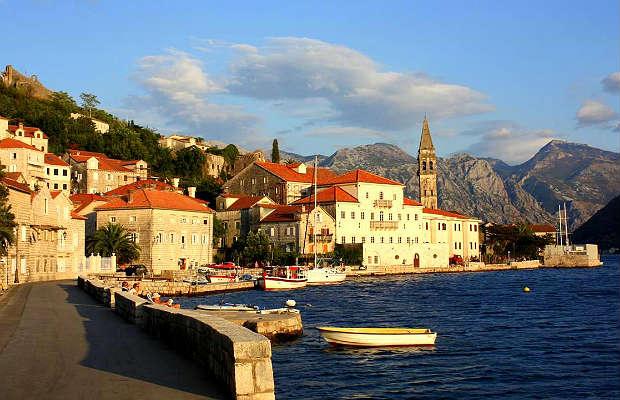 Malownicza Czarnogóra