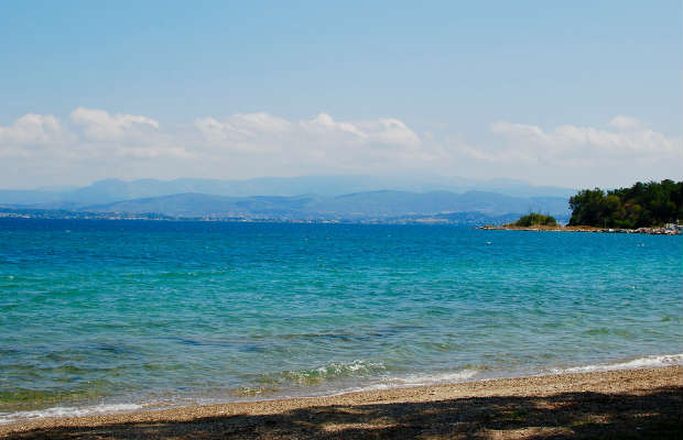 Grecka wyspa Evia na spokojne wakacje