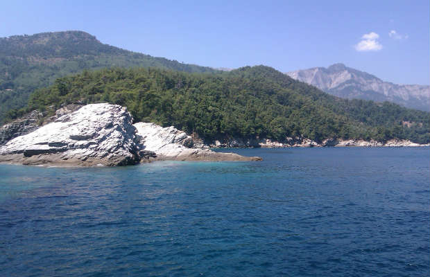 Thassos – Zielony Diament Morza Egejskiego